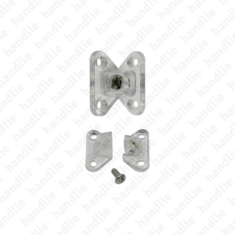 S.1013 - Connecting bracket for furniture - 100 units