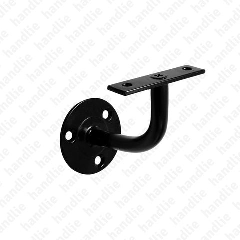 S.210 - Handrail bracket - Matt Black