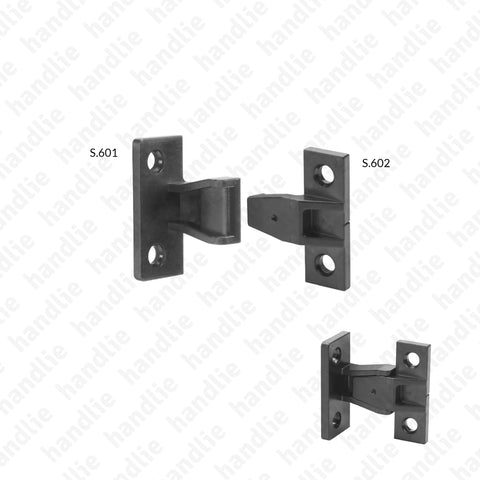 S.601 / S.602 - Connectors for chipboard