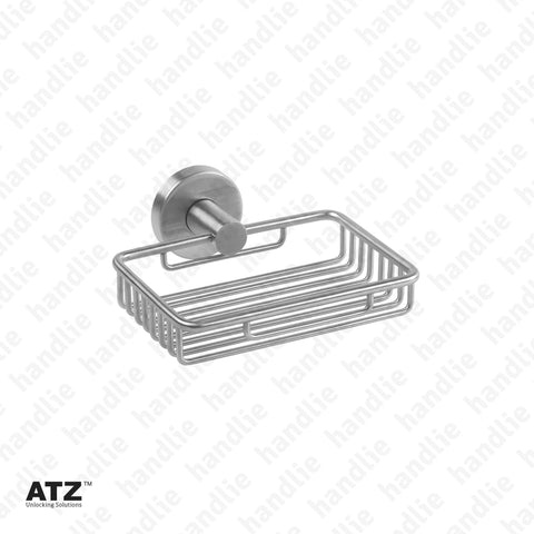WC.6207 6200 Series - Soap dish - Stainless Steel