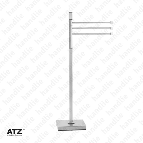 WC.6500 6500 Series - Standing Towel Rail - Stainless Steel