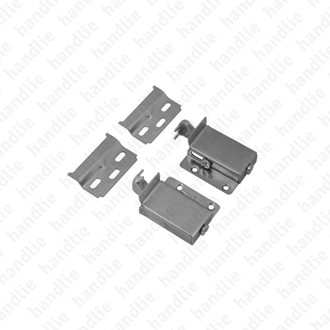 SNM.2330 - Cabinet hanger kit for furniture (ambidextrous)
