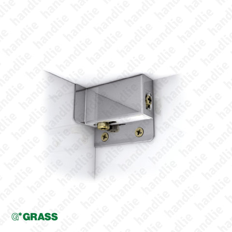 SNM.SH.25 - Cabinet hanger for furniture Right/Left - 200kg | GRASS