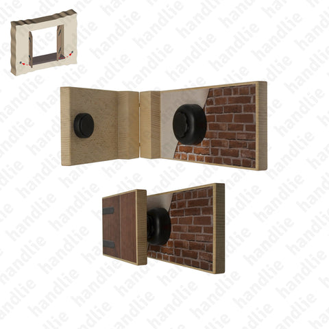 SP.106 - Magnetic shutter holder