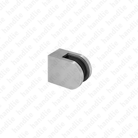 SV.7122 - Wall/ glass clamp with security pin
