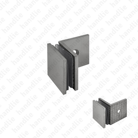 SV.7231 - Wall/ glass clamp 90º