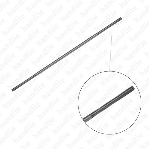 SV.7308 - Rod for glass canopy