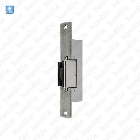 T.1412/T.1512 - Electric mortise strike for glass doors