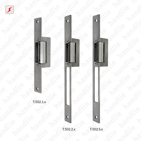 T.502 - Mortise electric strikes