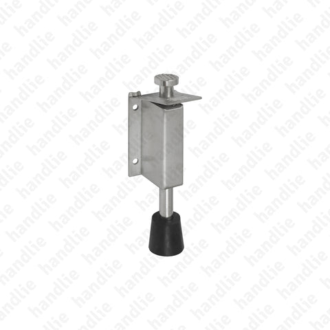 TP.IN.8128 - Foot operated door holder - STAINLESS STEEL