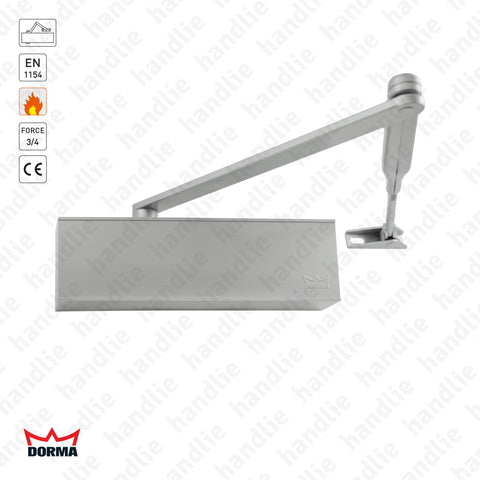 TS 71 - Overhead door closer with link arm - Medium use - Force 3/4 - 80Kg
