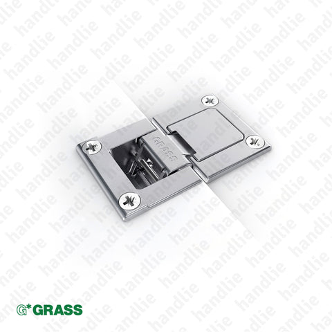 D.GRA.F053.139.671 - TIOMOS FLAP - Full overlay hinge - 3D Adjustment | GRASS