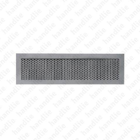 IN.23.030 / IN.23.031 - Ventilation grills - Stainless Steel