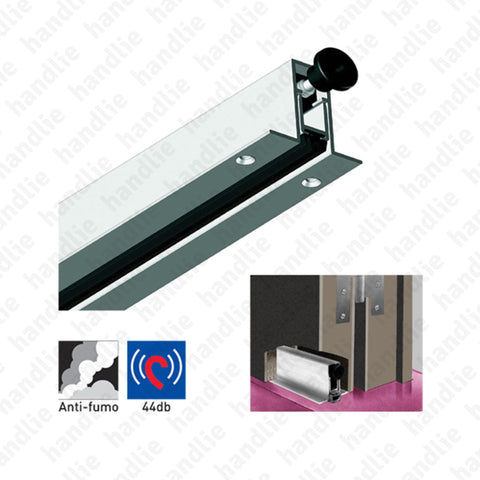 VP.2504 - Embedded door seal for wooden and metal doors