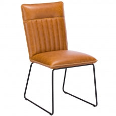 The Cooper Tan Dining Chair