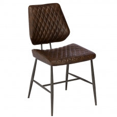 The Dalton Brown Dining Chair