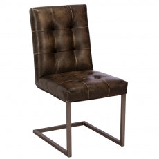The Rupert Brown Dining Chair
