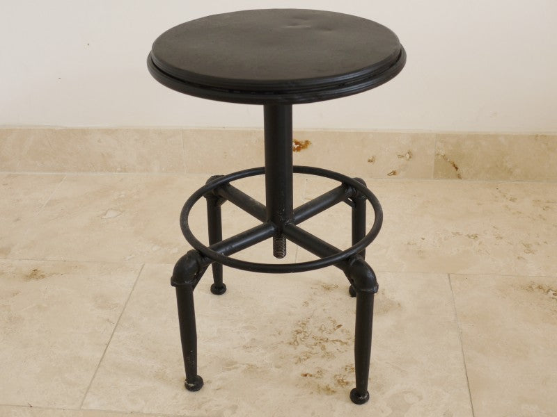 Industrial Office Stool