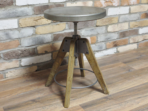 Plain Industrial Stool