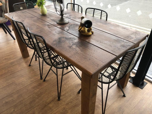 The Authentic Waxed 3 Plank Dining Table