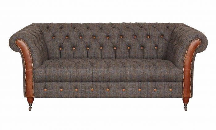 Chester Club 3-Seater Sofa - FAST TRACK DELIVERY