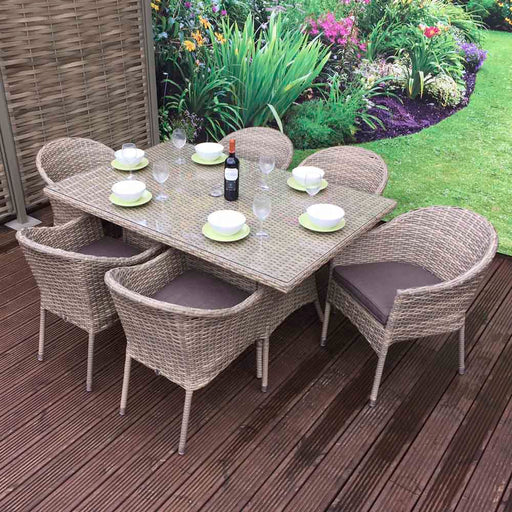 Darcey Rectangular Dining Set