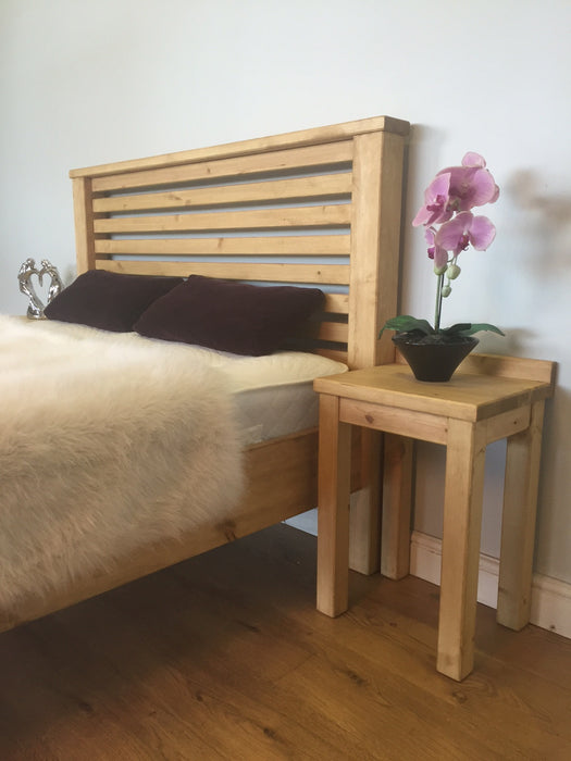 The Authentic Smooth Fine Slatted Bed