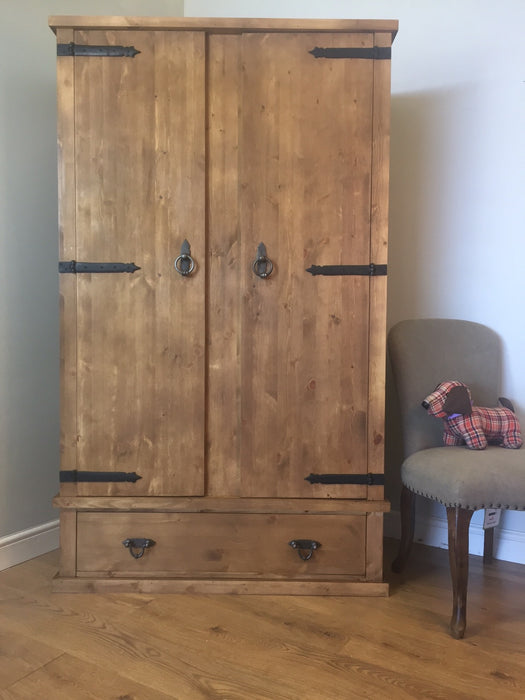 The Authentic Smooth Waxed Wardrobe