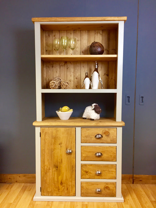 The Artisan Painted Tall Dresser Storage Unit
