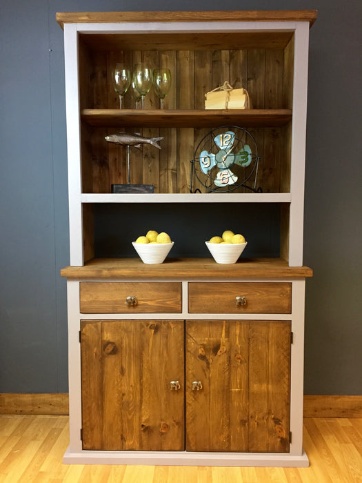 The Authentic Painted Tall Dresser Storage Unit