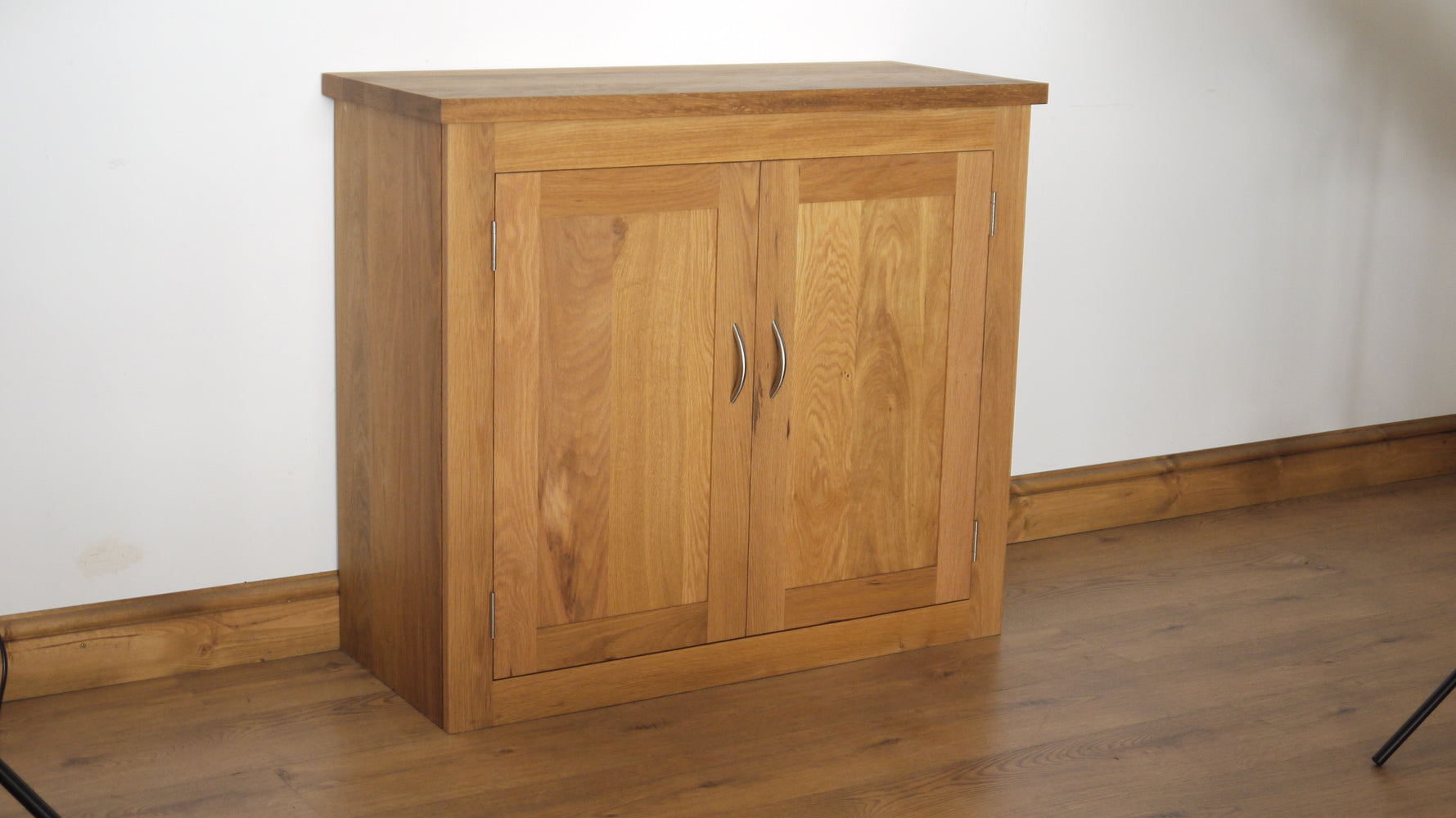 The Quercus Oak Two-Door Sideboard