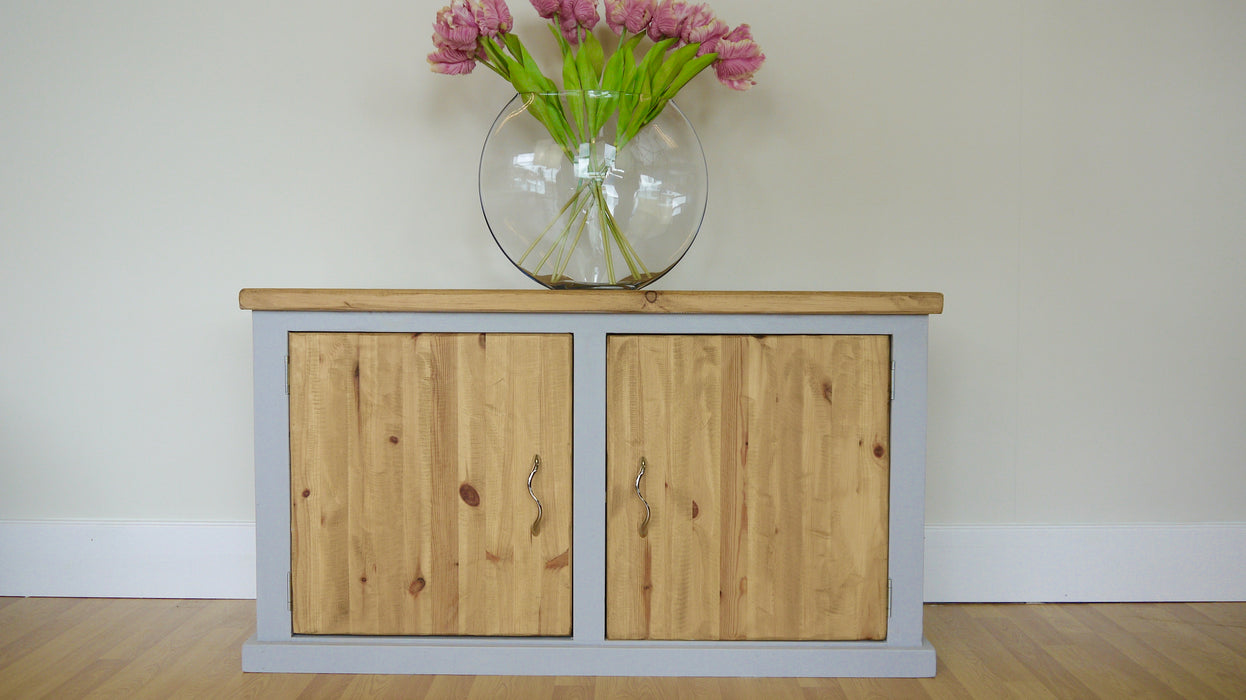 The Artisan Low Painted TV Unit
