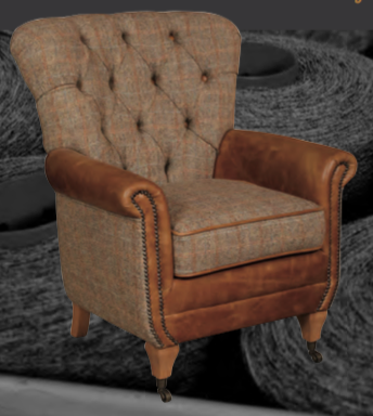 Plumtree Armchair - FAST TRACK DELIVERY