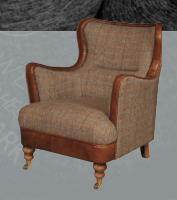 Ellis Armchair - FAST TRACK DELIVERY