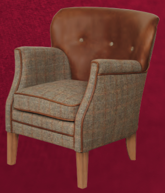Elston Armchair - FAST TRACK DELIVERY