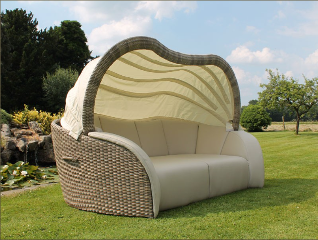 Luxor Day-Bed with Ice Box - SOLD OUT