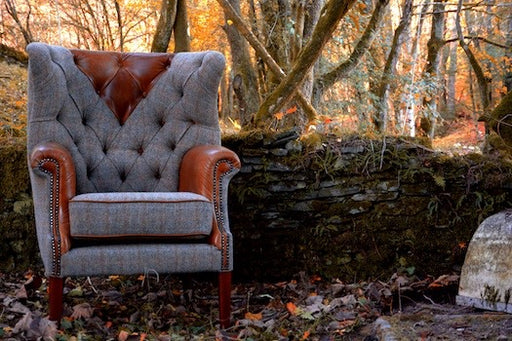 Kensington Wing Chair - FAST TRACK DELIVERY - IN STOCK