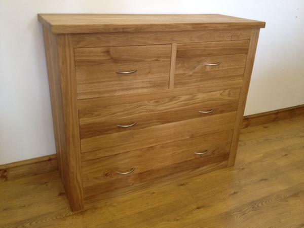 The Quercus Oak Chest Of Drawers