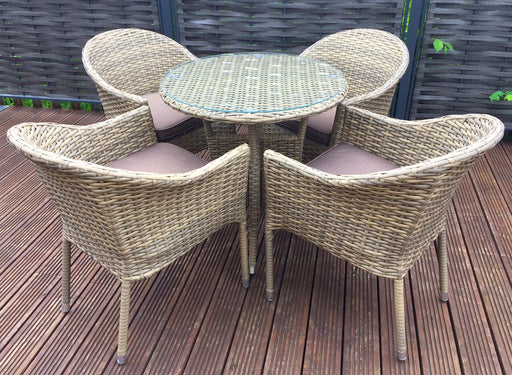 Darcey Round Table Dining Set