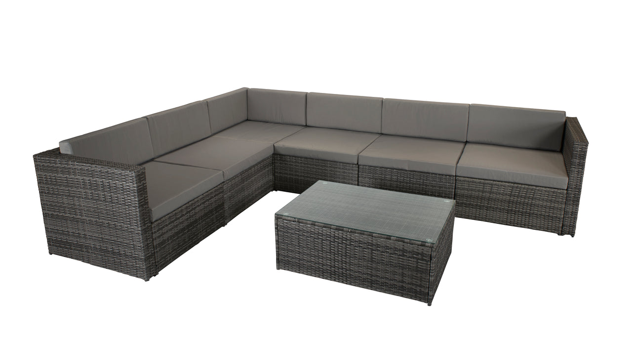 Evie Corner Group Sofa Set  -SOLD OUT