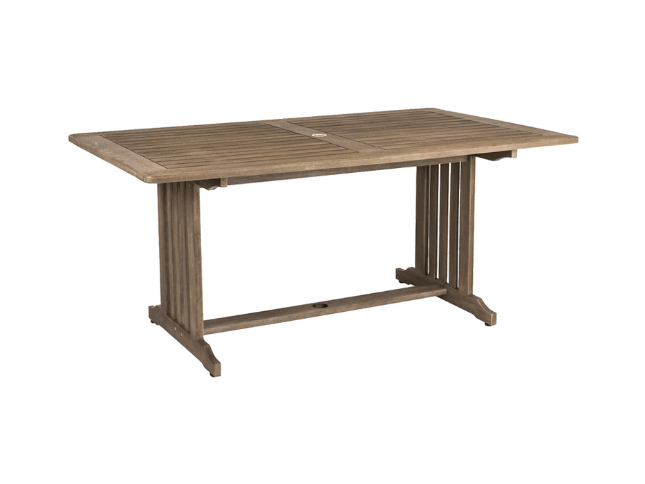 Sherwood Rectangular Table 1650mm x 1000mm Available May