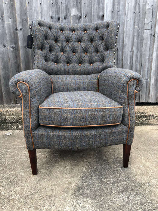 Harris Tweed Holker Armchair