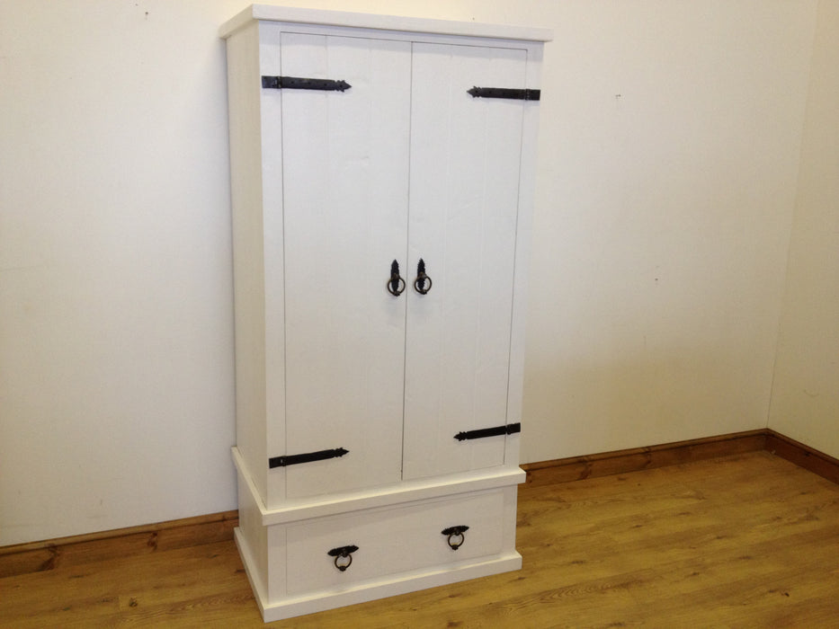 The Authentic Painted Wardrobe