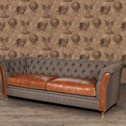 Granby 3-Seater Sofa - FAST TRACK DELIVERY