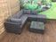Savannah Corner Group Sofa Set in Grey - IN STOCK
