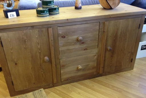 The Authentic Smooth Waxed Sideboard