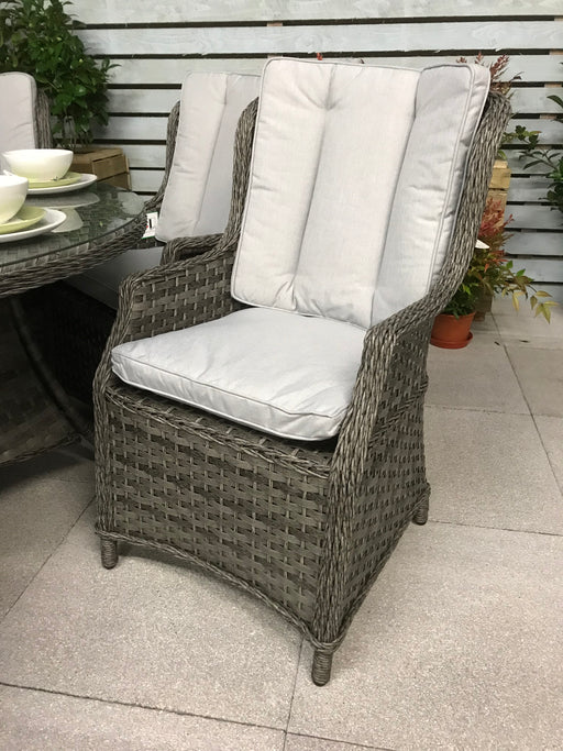 Victoria High-Back Dining Chair