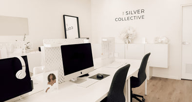 A Look Into THE SILVER COLLECTIVE