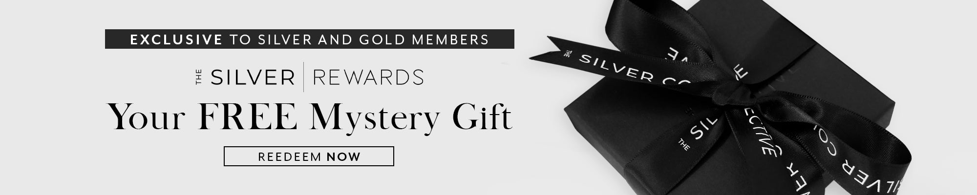 The Silver Rewards Mystery Gift Offer