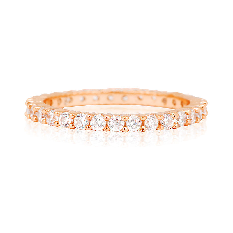 Elle Ring Rose Gold